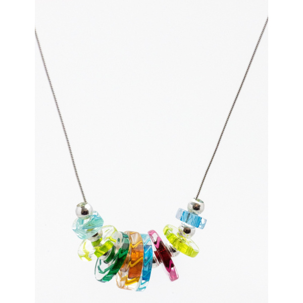 Nora Glass Necklace